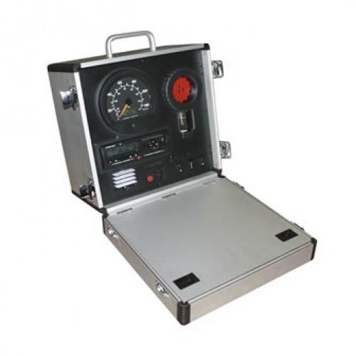 Демо куфер за VDO 1381 (дигитален тахограф) со 5 картички
